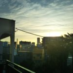 oLive viLLage横浜の朝