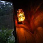 ちょっぴりレトロ♪階段の照明