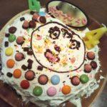 祝4歳記念・お誕生日ケーキクイズ