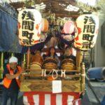 【ノブレス横浜】お祭りの日に102号室にお申込みをいただく